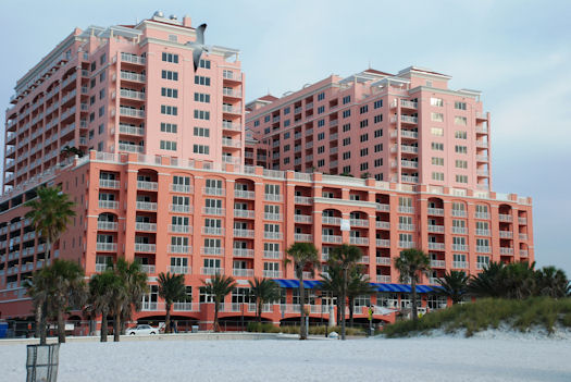 Aqualea Will Be A Hyatt Condo Hotel Overlooking The Gulf Of Mexico And White Sands Clearwater Beach