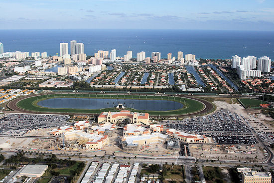Gulfstream Park Tower Condos In Hallandale Beach Fl