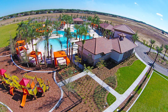Solterra Gated Community In Davenport Florida 30 Minutes