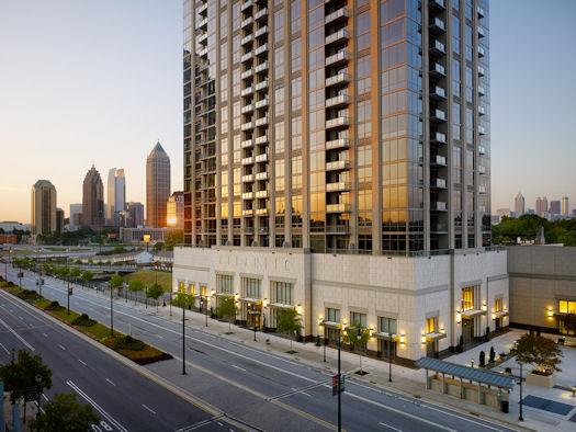 The Atlantic, Downtown Atlanta Condos in Atlantic Station, Priced ...