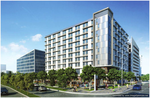 This Aloft Hotel In Aventura Park Square Will Be Starwood S Seventh South Florida