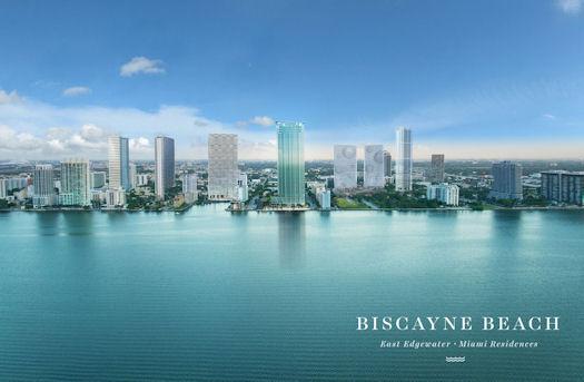 Biscayne Beach In East Edgewater Miami Fl Luxury Condos