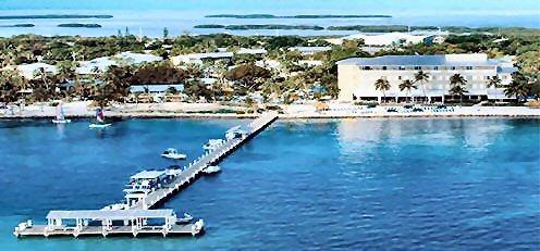 Docks at Cheeca Lodge & Spa, Islamorada, Florida