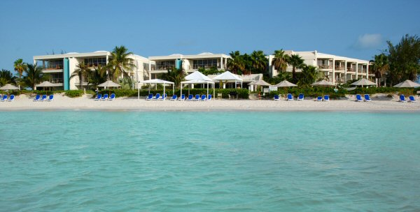 Coral Gardens on the island of Providenciales in the Turks & Caicos