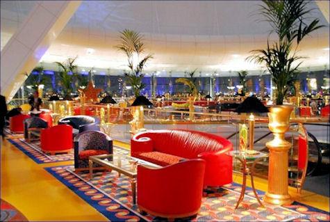 Condo Hotel Lobby, Dubai
