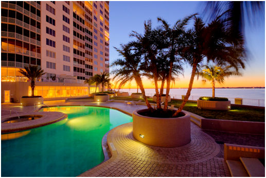 High Point Place Ft Myers Fl Riverfront Condos Resort