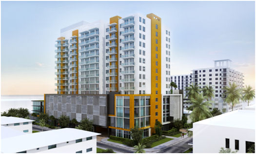 offers traditional condos as well as townhouses and loft style homes