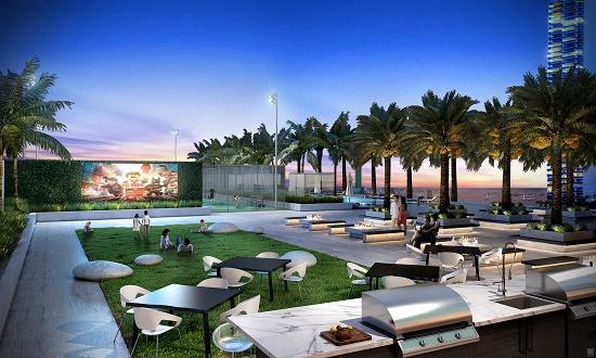 Hyde beach house resort condominiums residences for Design hotel hollywood florida