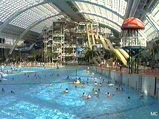 What Are The Risk Factors Of A Hotel Waterpark Investment