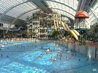 Indoor Waterpark Attendance