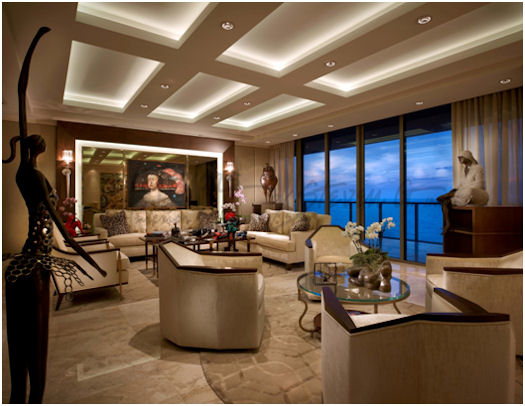 Private Residence In St. Regis Bal Harbour, Bal Harbour, Florida