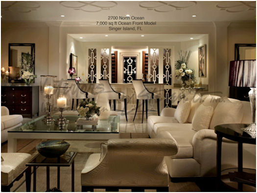 Model Homes Interiors new home interiors new interior design model home interiors pany interior designs Model Home At The Ritz Carlton Residences Singer Island Florida