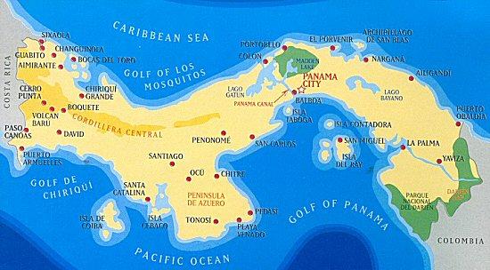 Panama Caribbean Beach Resorts The Best Beaches In World