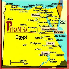 Pyramisa Beach Resort Star Egypt Condo Hotel Prices Start At - Map of egypt hotels