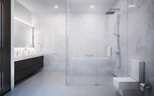 Master Baths Will Feature A Unique U201cwet Roomu201d Design