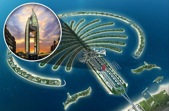 Trump dubai tentative date set for launch register here for details palm trump international hotel and tower dubai gumiabroncs Image collections
