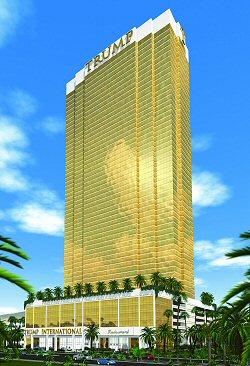 Trump hotel las vegas booking